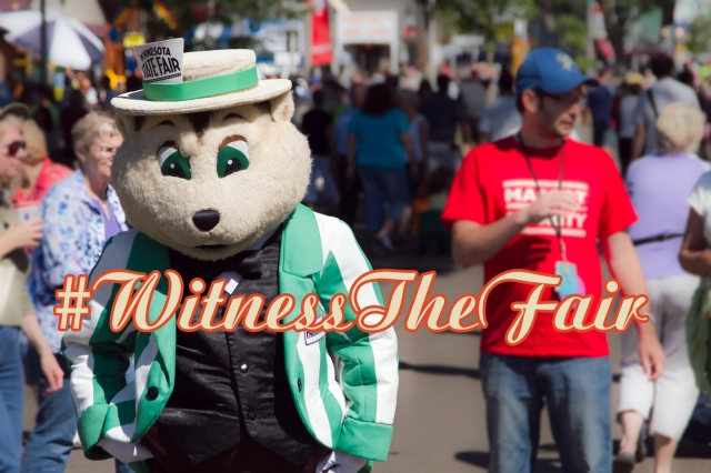 Pair your MN State Fair food with BoomIslandBeer and share with the hashtag ‪#‎WitnessTheFair‬ to WIN PRIZES!