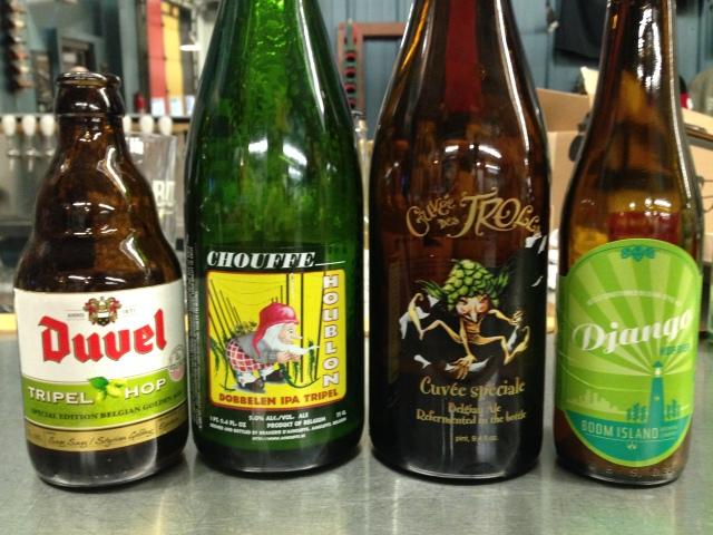 Belgian Hop Biers