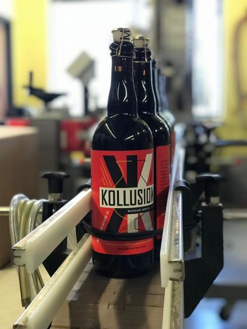 Kollusion line