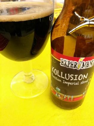 Brouwerij Maenhout Kollusion